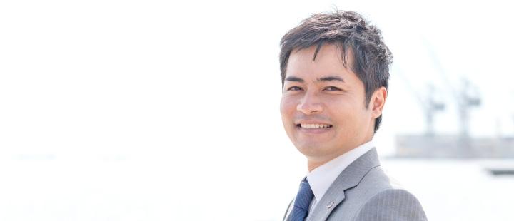 税理士法人ファンウォール代表 山中雄太の写真