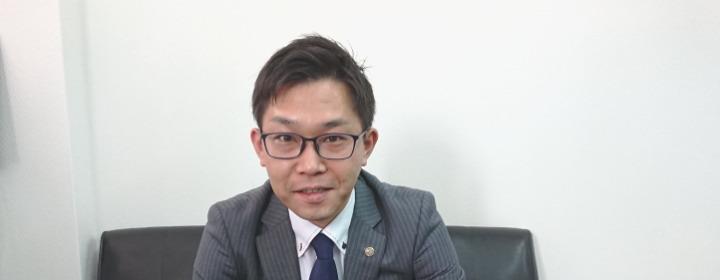 社員税理士/小幡兼志の写真