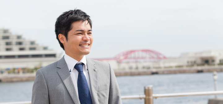 代表税理士/山中雄太の写真