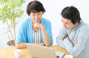家族信託を検討する夫婦