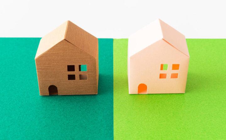 家と土地のイメージ